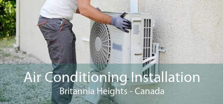 Air Conditioning Installation Britannia Heights - Canada