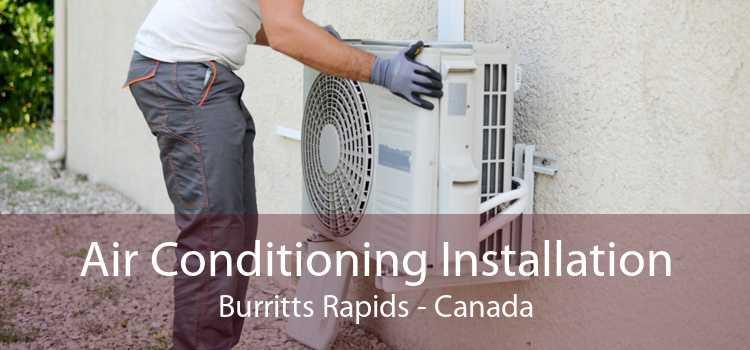 Air Conditioning Installation Burritts Rapids - Canada
