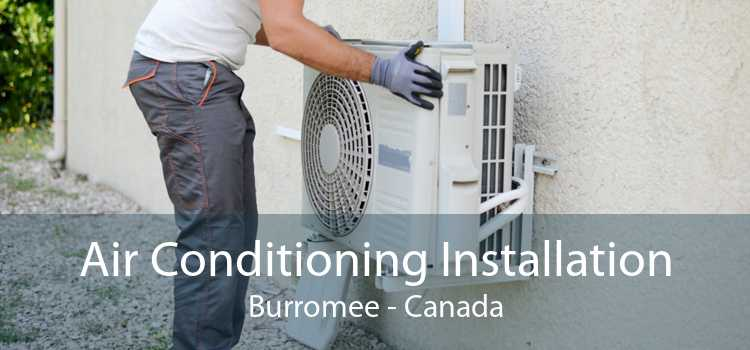 Air Conditioning Installation Burromee - Canada