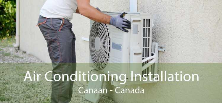 Air Conditioning Installation Canaan - Canada