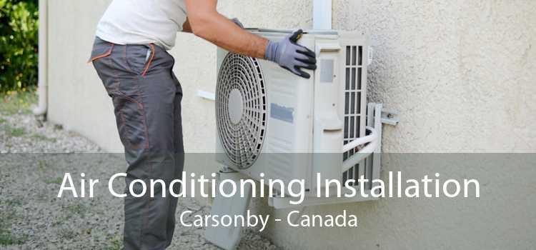 Air Conditioning Installation Carsonby - Canada