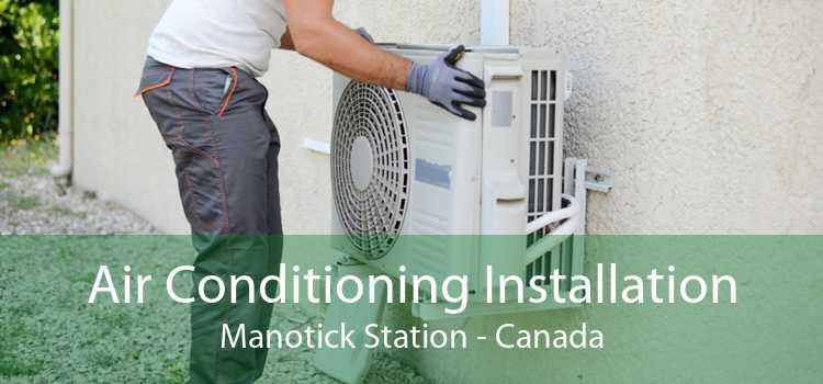 Air Conditioning Installation Manotick Station - Canada