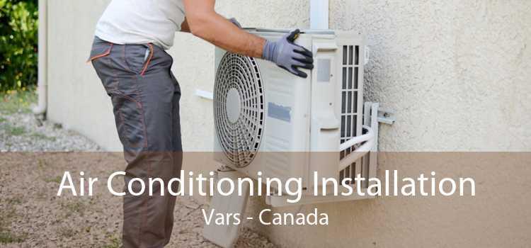 Air Conditioning Installation Vars - Canada