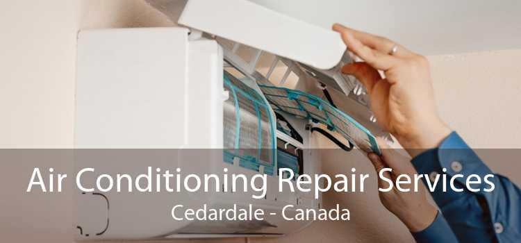 Air Conditioning Repair Services Cedardale - Canada