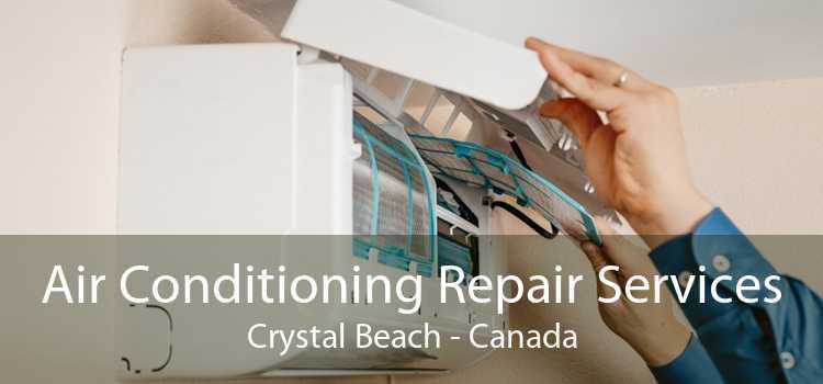 Air Conditioning Repair Services Crystal Beach - Canada