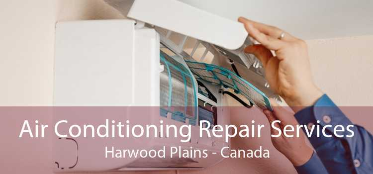 Air Conditioning Repair Services Harwood Plains - Canada