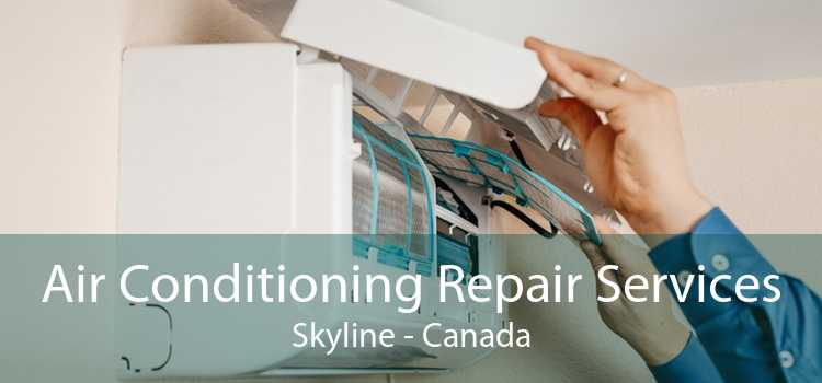 Air Conditioning Repair Services Skyline - Canada