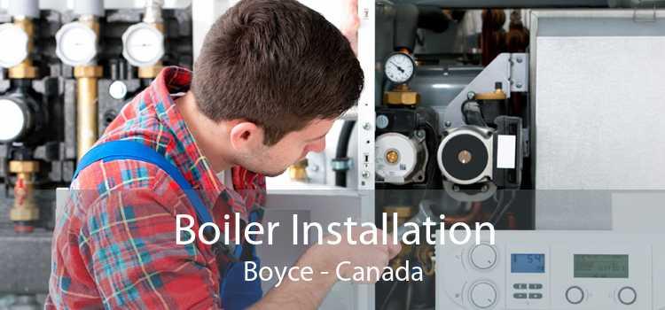 Boiler Installation Boyce - Canada