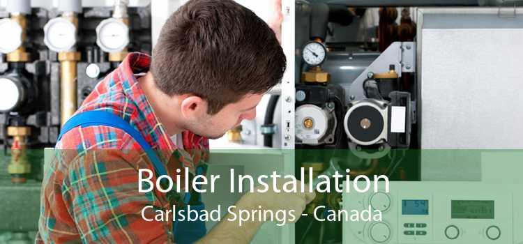 Boiler Installation Carlsbad Springs - Canada