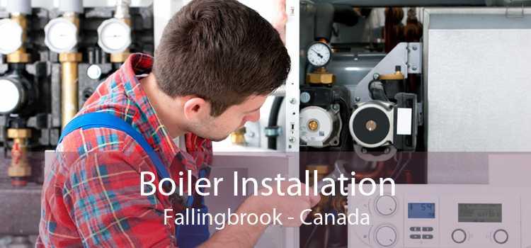 Boiler Installation Fallingbrook - Canada