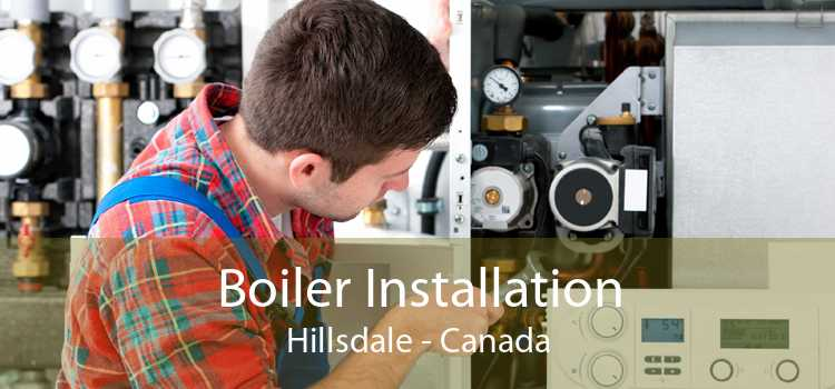 Boiler Installation Hillsdale - Canada