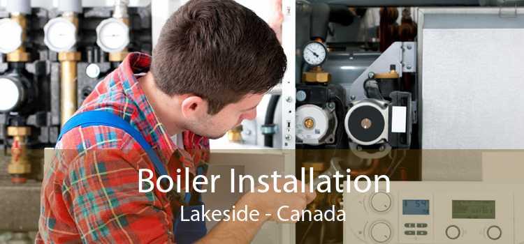 Boiler Installation Lakeside - Canada