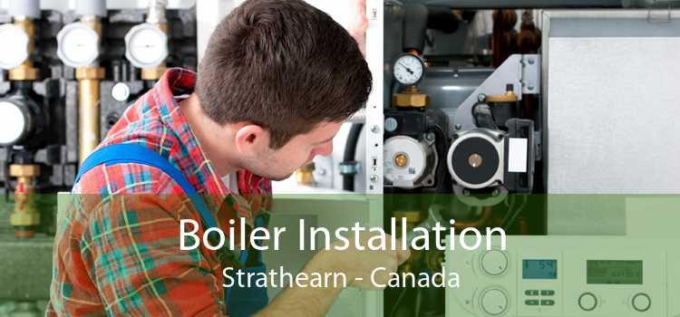 Boiler Installation Strathearn - Canada