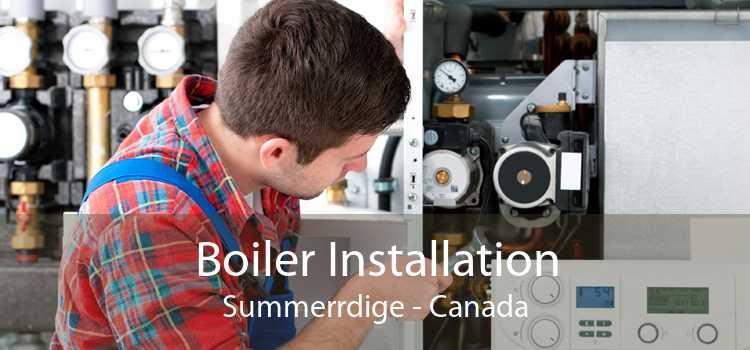 Boiler Installation Summerrdige - Canada