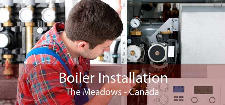 Boiler Installation The Meadows - Canada