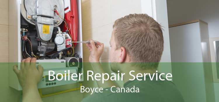 Boiler Repair Service Boyce - Canada
