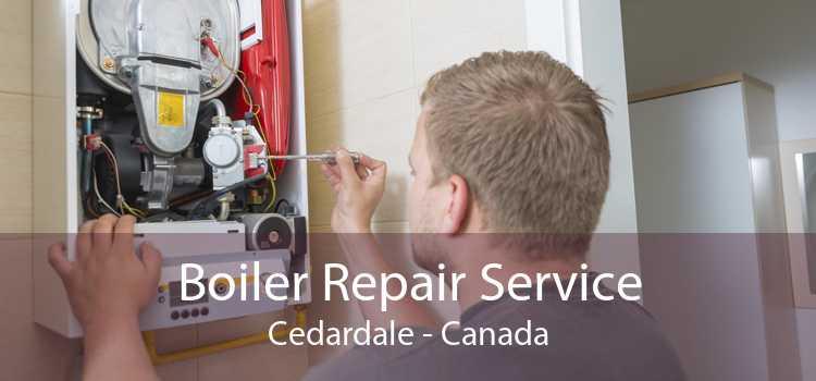 Boiler Repair Service Cedardale - Canada
