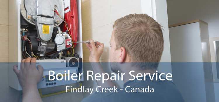Boiler Repair Service Findlay Creek - Canada