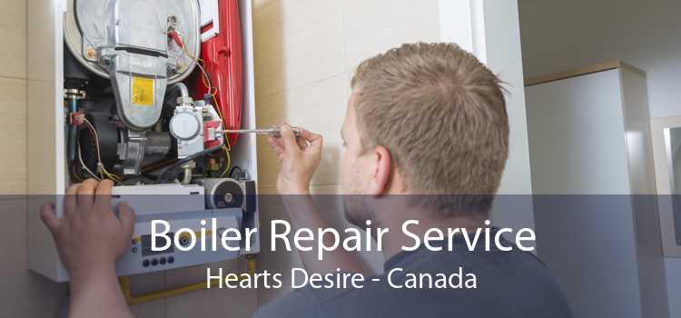 Boiler Repair Service Hearts Desire - Canada
