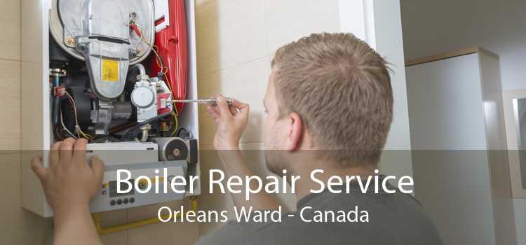 Boiler Repair Service Orleans Ward - Canada