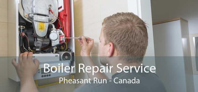 Boiler Repair Service Pheasant Run - Canada