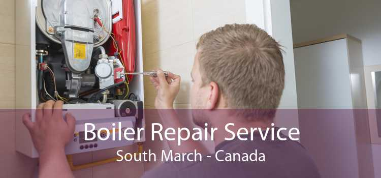 Boiler Repair Service South March - Canada