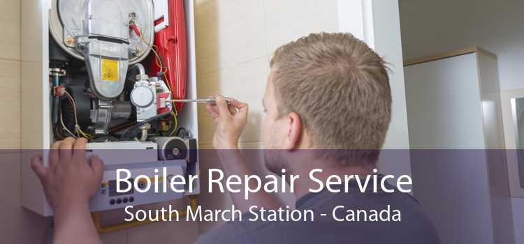 Boiler Repair Service South March Station - Canada