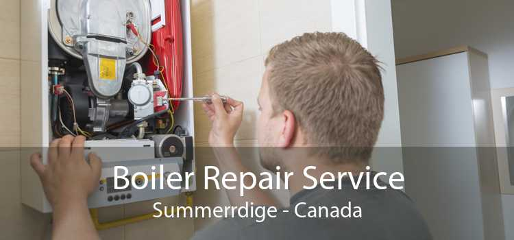 Boiler Repair Service Summerrdige - Canada
