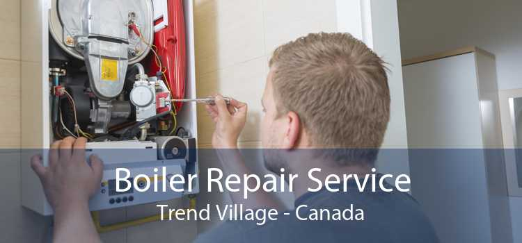 Boiler Repair Service Trend Village - Canada