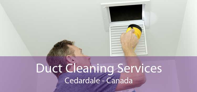 Duct Cleaning Services Cedardale - Canada