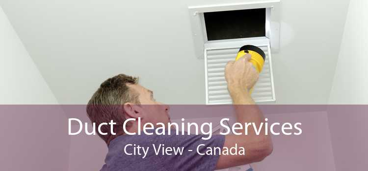Duct Cleaning Services City View - Canada