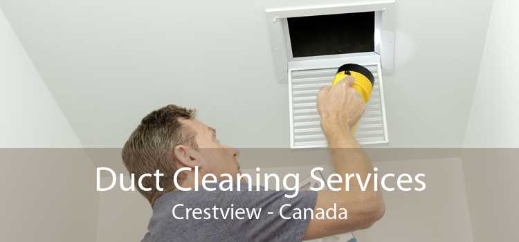 Duct Cleaning Services Crestview - Canada