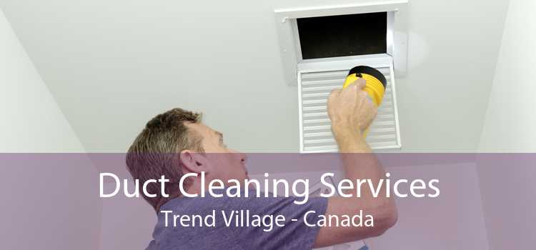 Duct Cleaning Services Trend Village - Canada