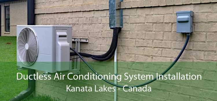 Ductless Air Conditioning System Installation Kanata Lakes - Canada