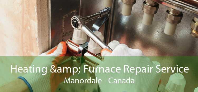 Heating & Furnace Repair Service Manordale - Canada