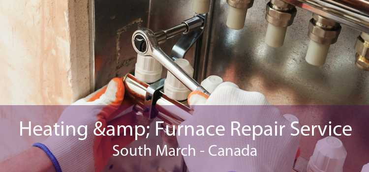 Heating & Furnace Repair Service South March - Canada