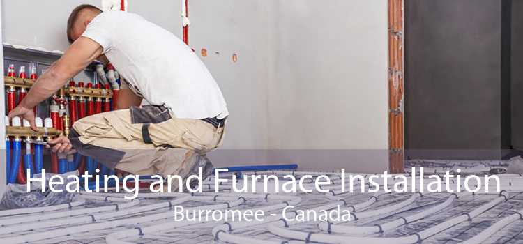 Heating and Furnace Installation Burromee - Canada
