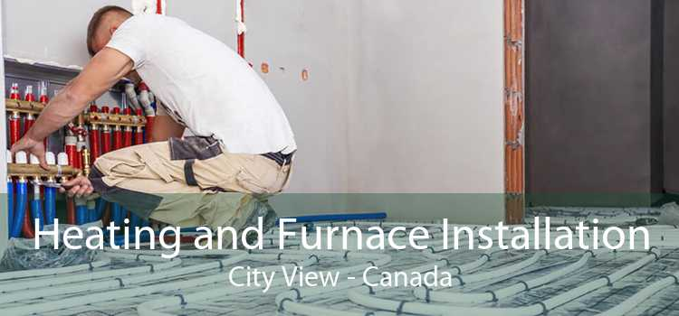 Heating and Furnace Installation City View - Canada