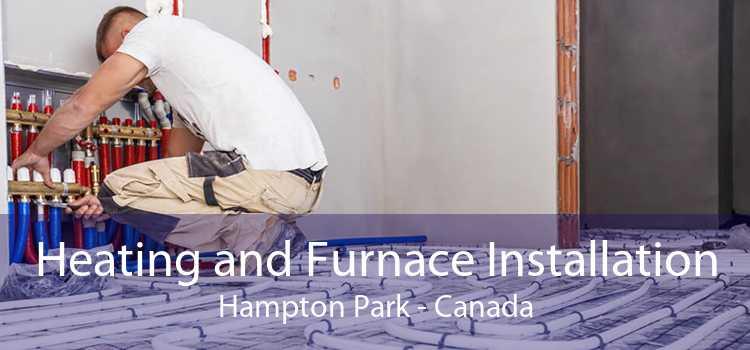 Heating and Furnace Installation Hampton Park - Canada