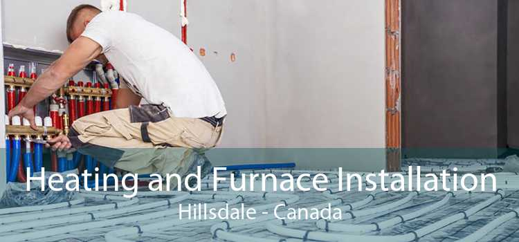 Heating and Furnace Installation Hillsdale - Canada