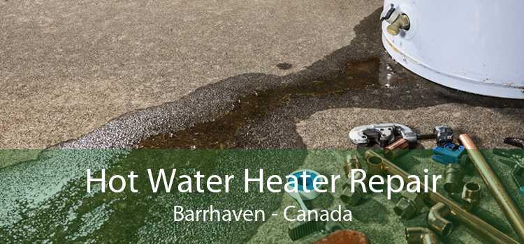 Hot Water Heater Repair Barrhaven - Canada