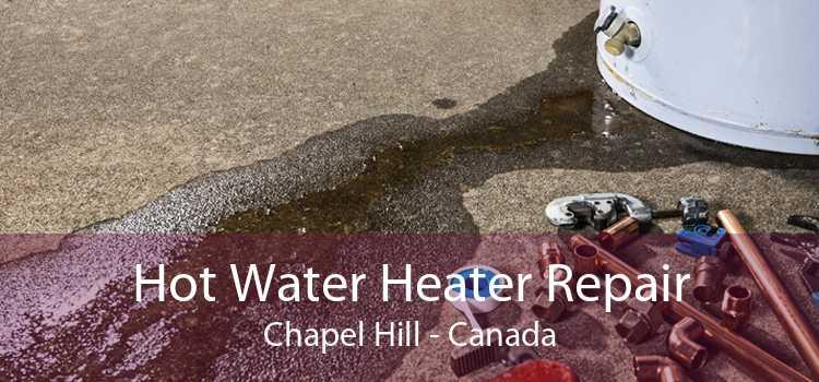Hot Water Heater Repair Chapel Hill - Canada