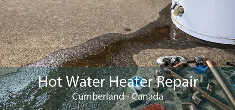 Hot Water Heater Repair Cumberland - Canada