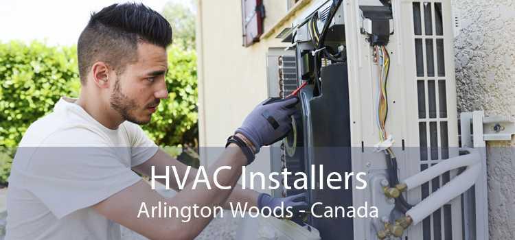 HVAC Installers Arlington Woods - Canada