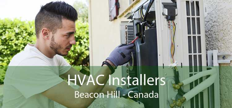 HVAC Installers Beacon Hill - Canada