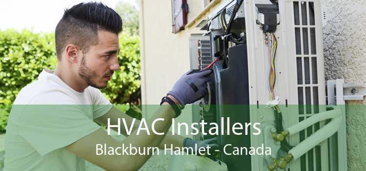 HVAC Installers Blackburn Hamlet - Canada