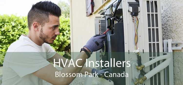 HVAC Installers Blossom Park - Canada