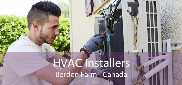 HVAC Installers Borden Farm - Canada