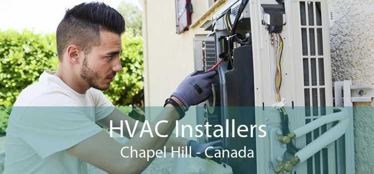 HVAC Installers Chapel Hill - Canada