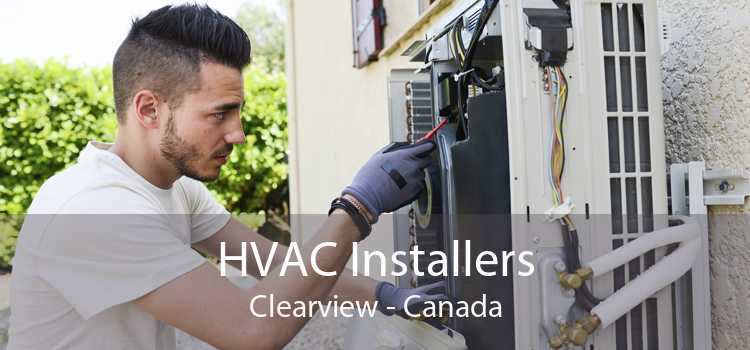 HVAC Installers Clearview - Canada